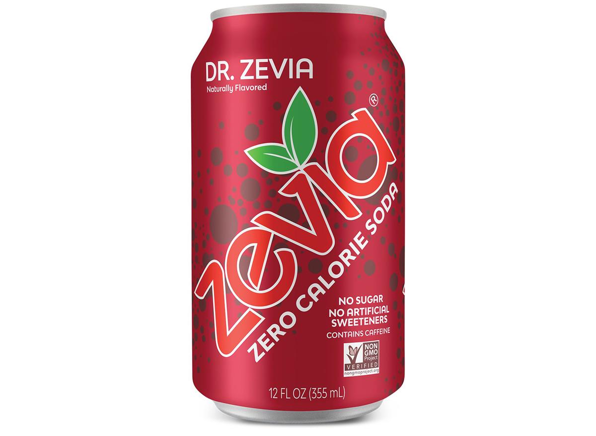 dr zevia healthy soda