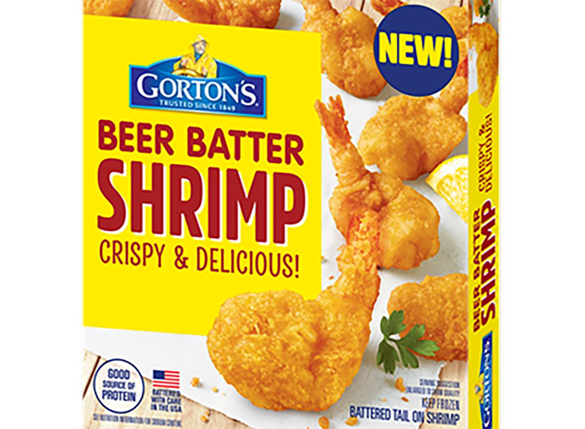 gortons beer batter shrimp