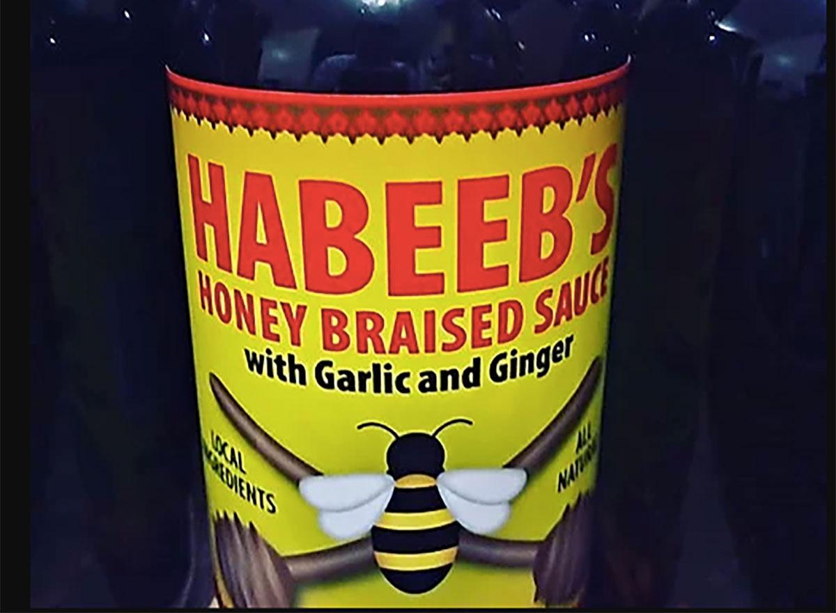 habeebs honey braised sauce