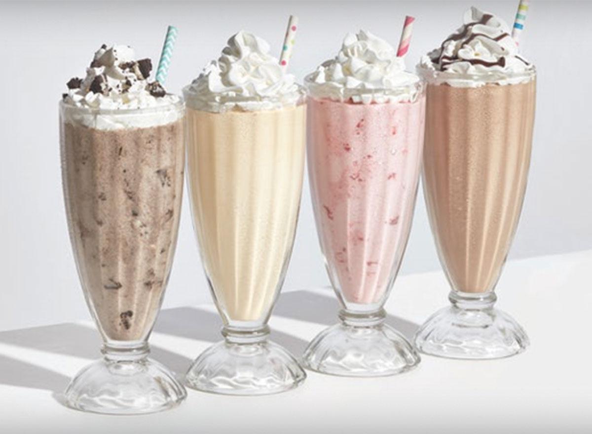 ihop milkshakes