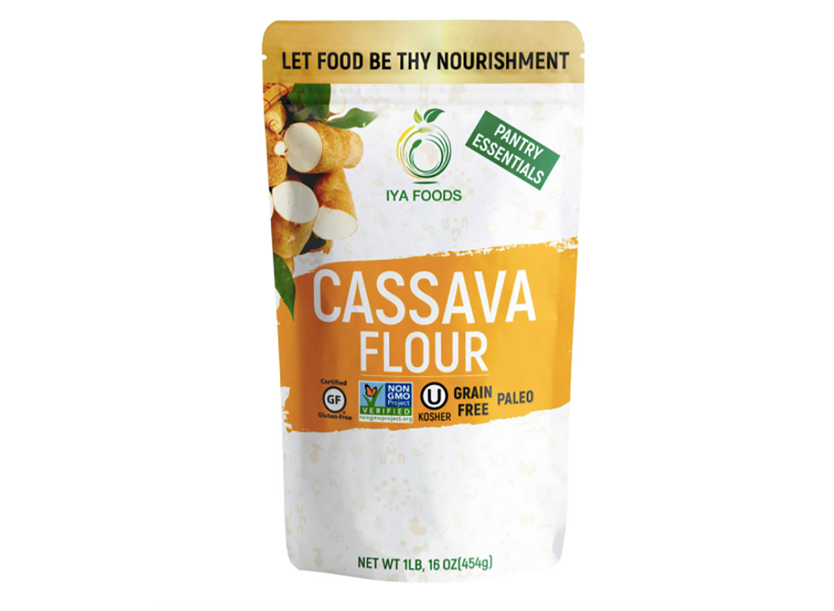 iya foods cassava flour
