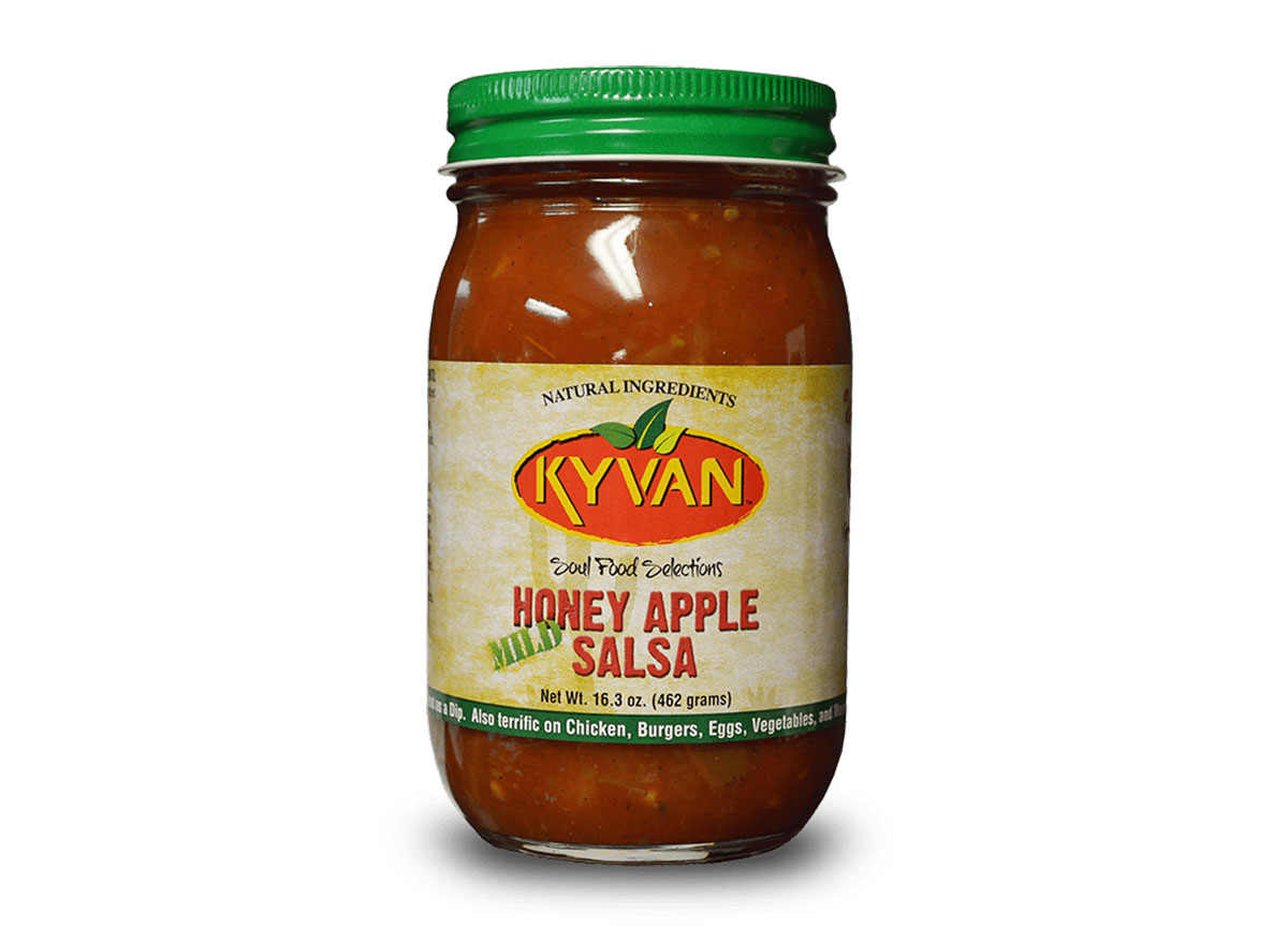 kyvan foods salsa