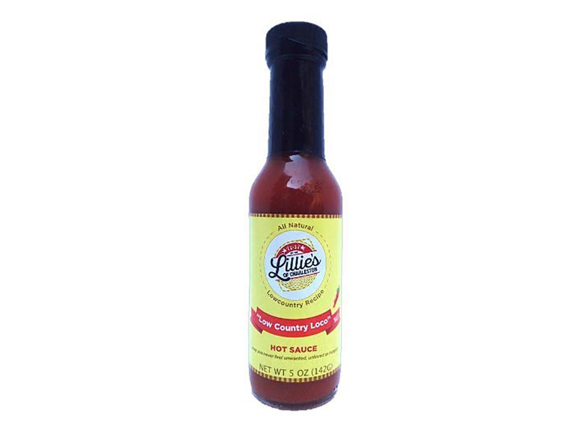 hot sauce from lillies charleston