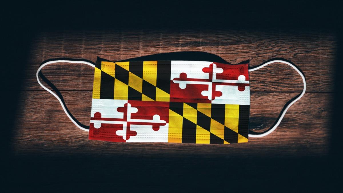 Maryland Medical mask