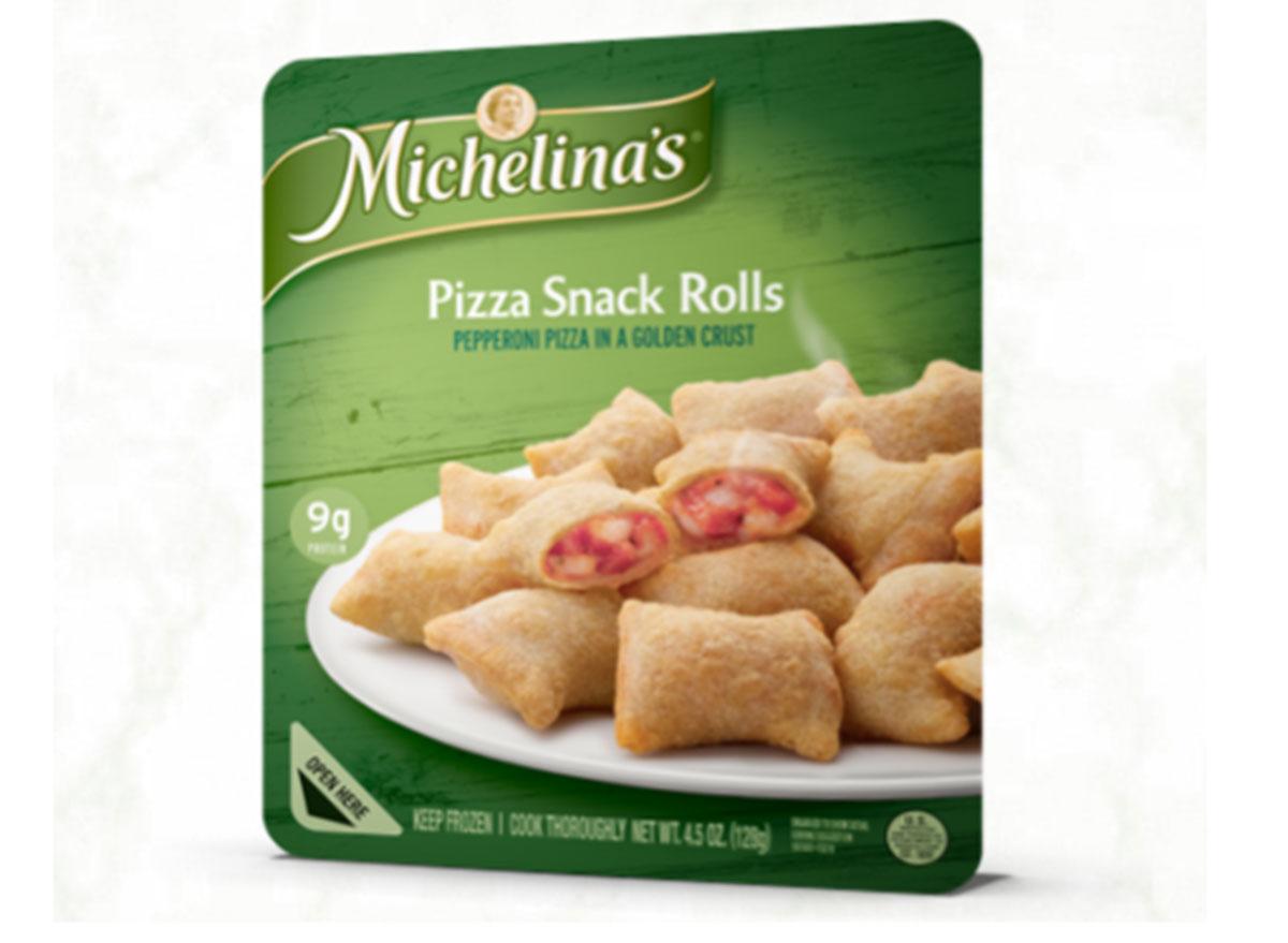 michelinas pizza