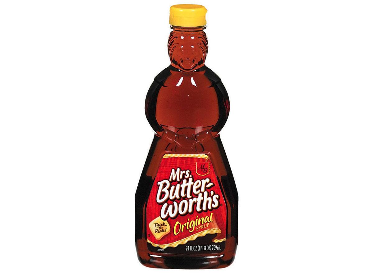 mrs butterworths syrup