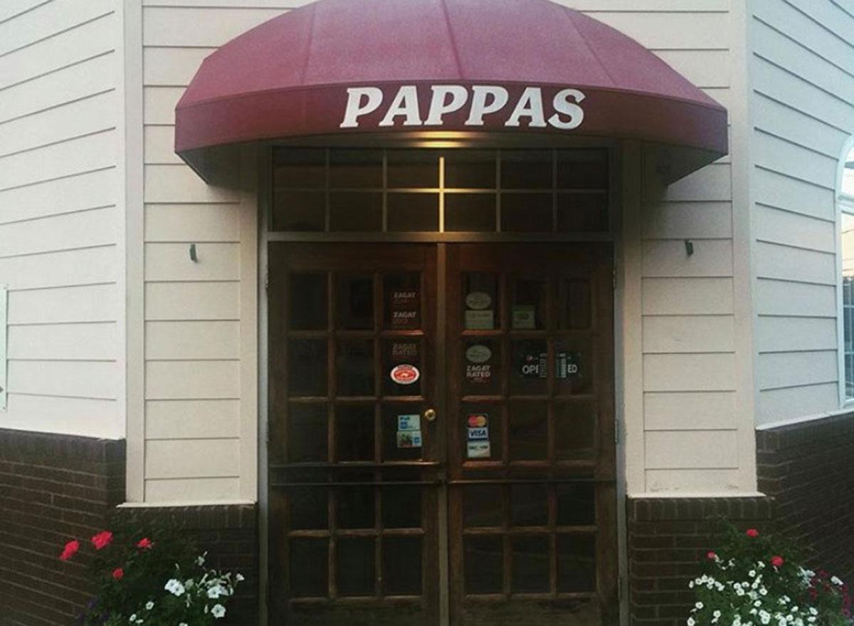 pappas restaurant