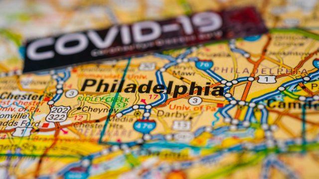 Philadelphia Coronavirus Covid-19 Quarantine