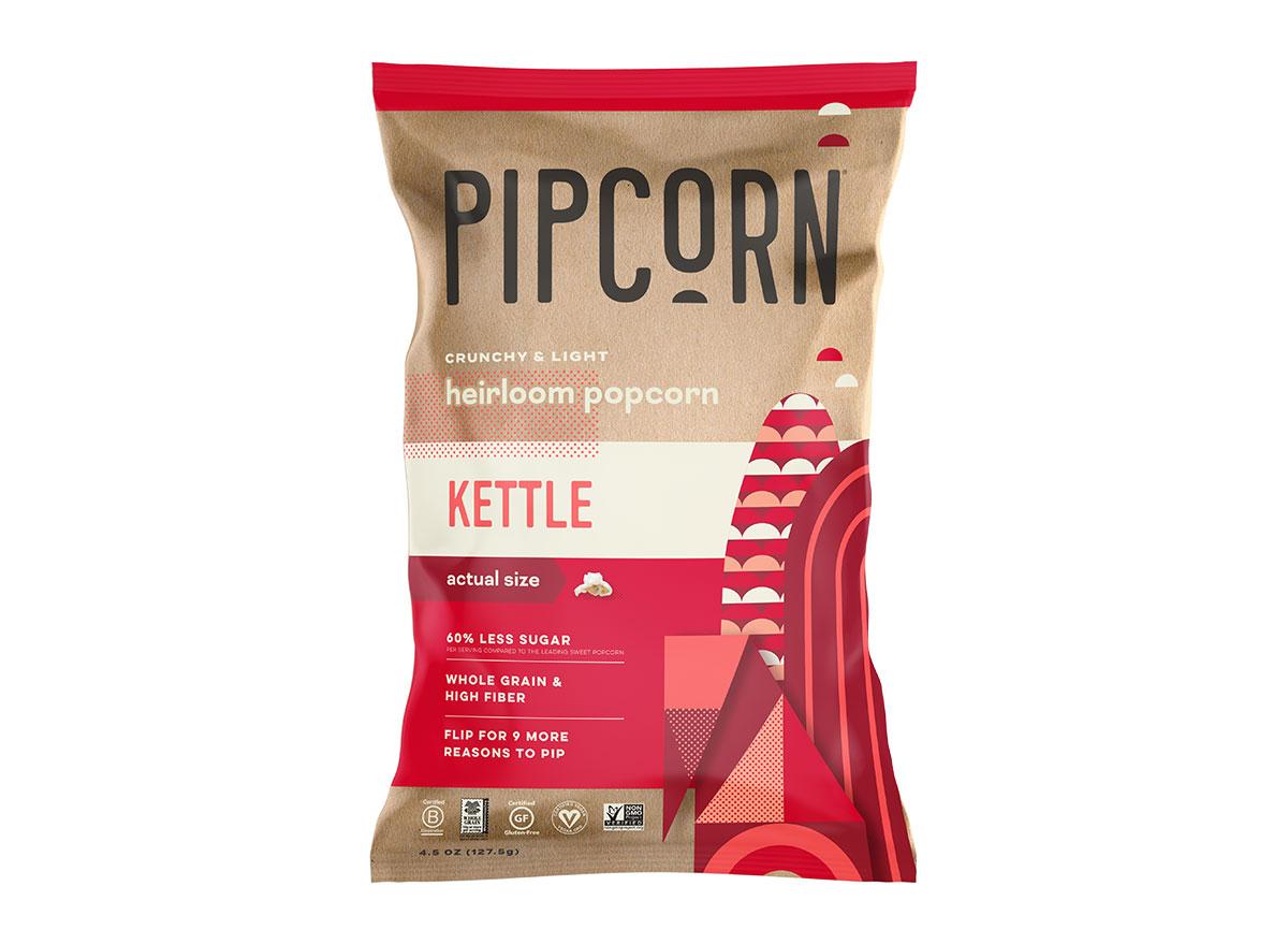 bag of pipcorn kettle popcorn
