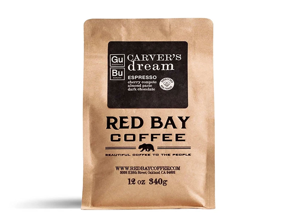 red bay coffee beans