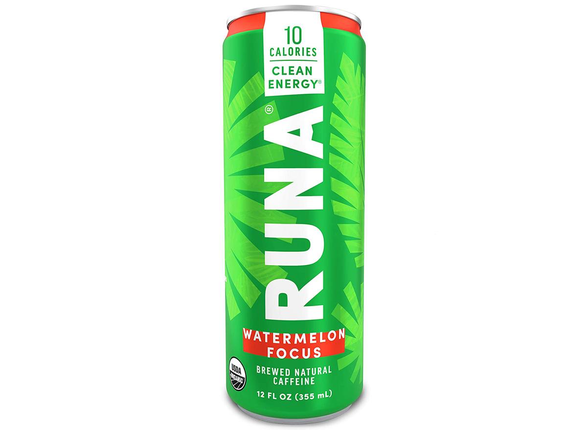 Runa watermelon focus energy