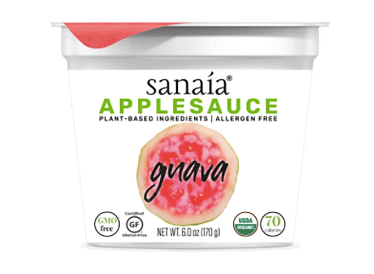 sanaia applesauce guava