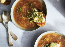 shallot soup