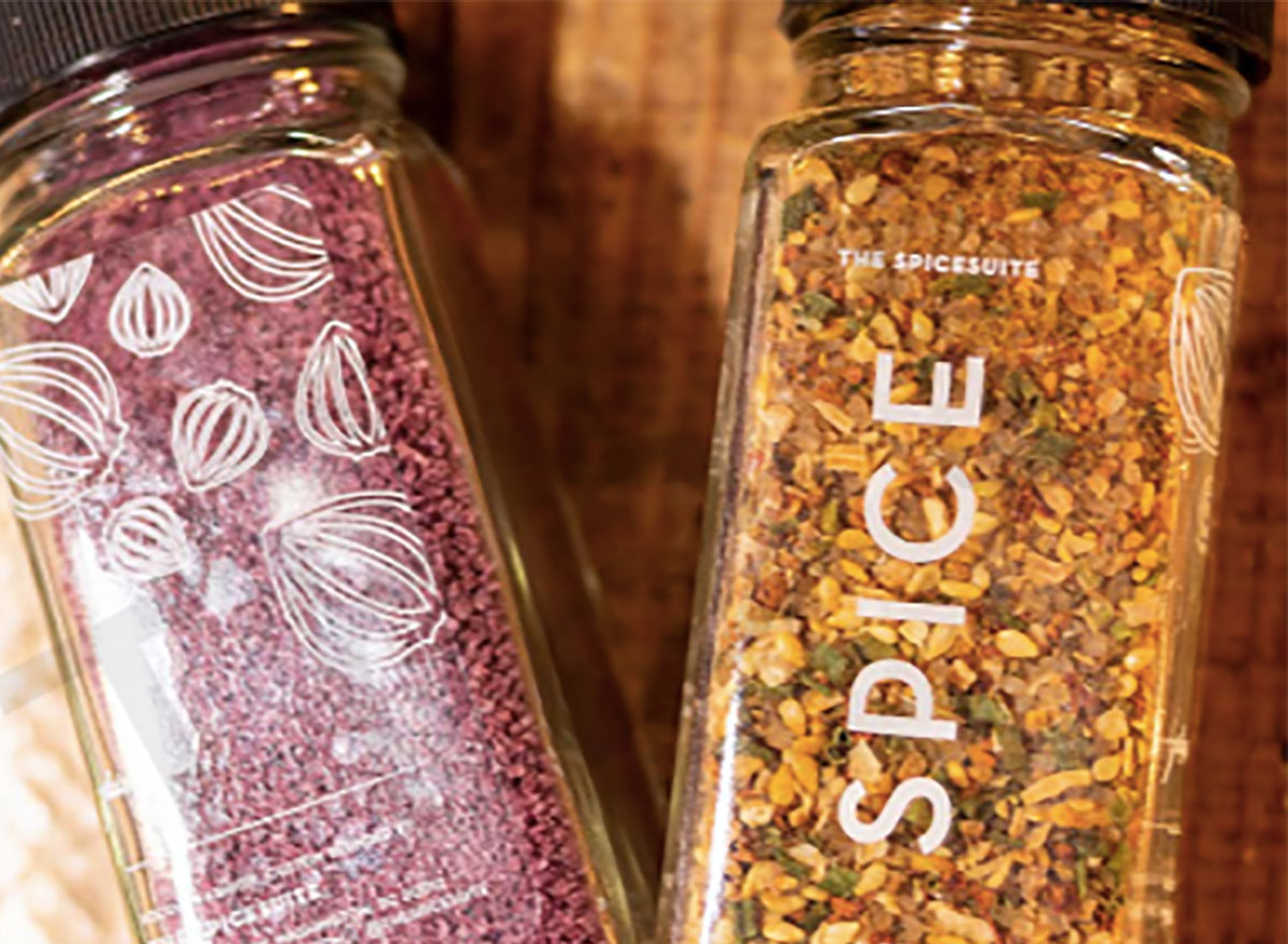 spices from the spice suite in dc
