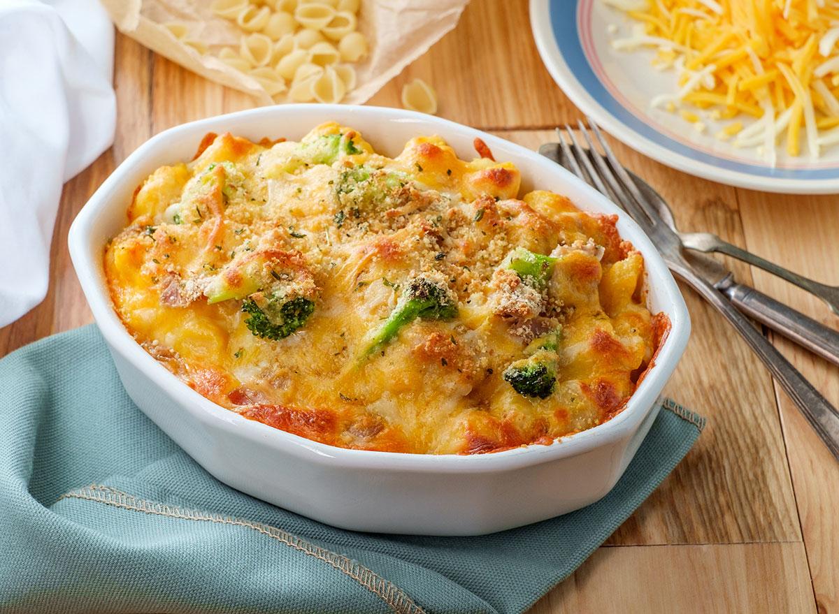 tuna Mac and cheese