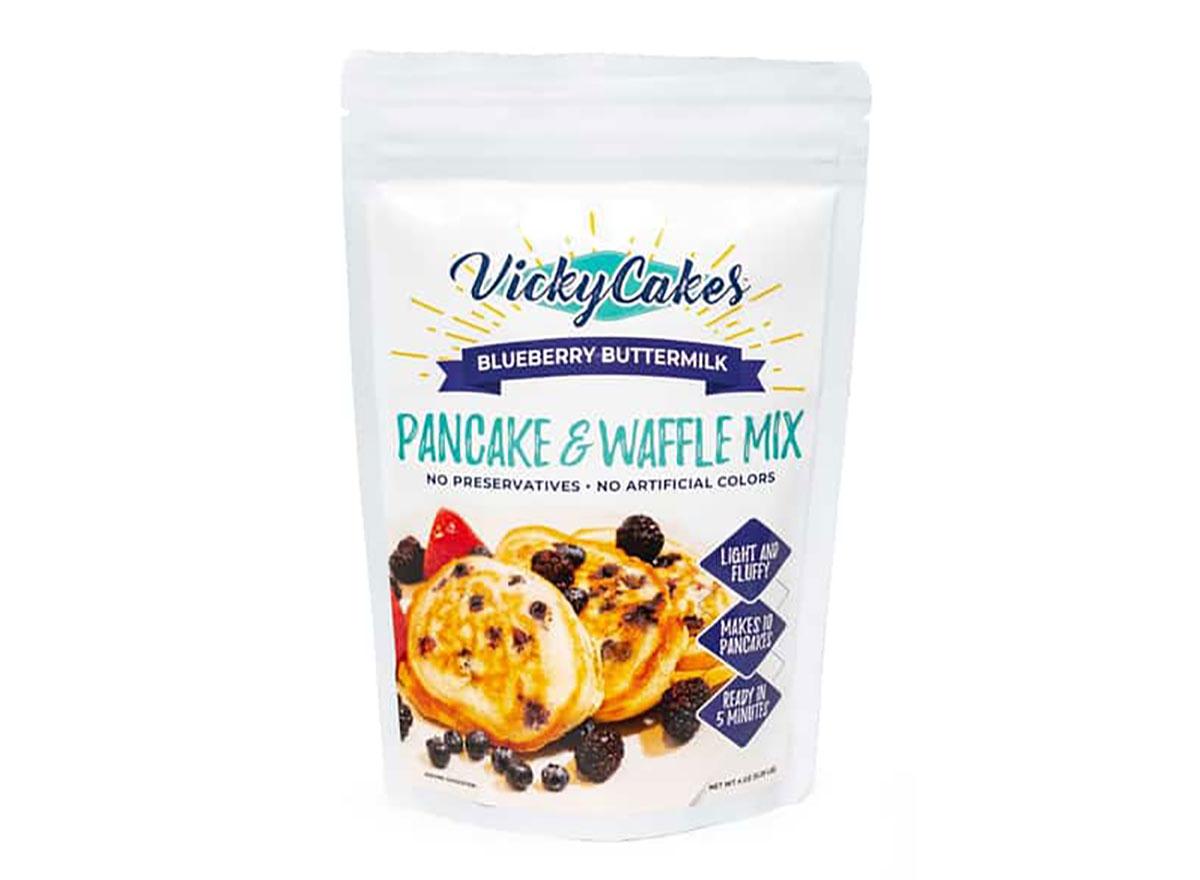 vicky cakes blueberry pancake mix