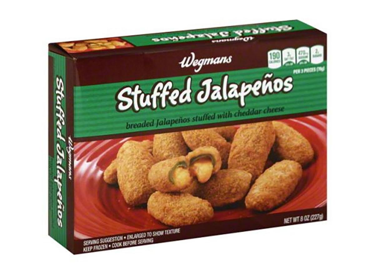 frozen wegmans stuffed jalapenos