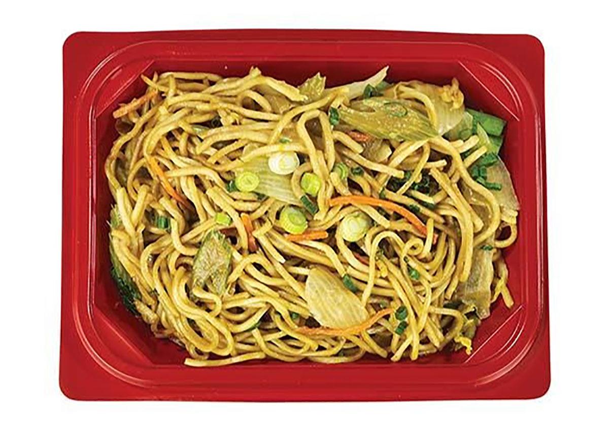 wegmans vegetable lo mein prepared food