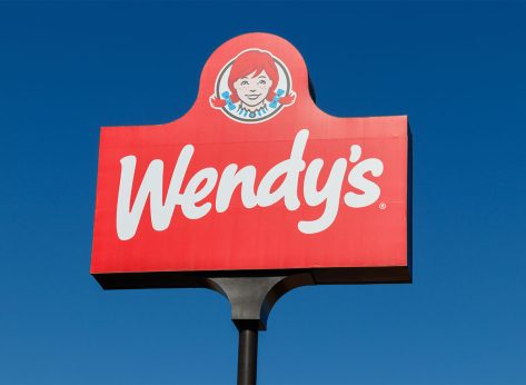 wendys sign
