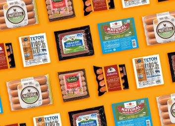 Best hot dogs sausages