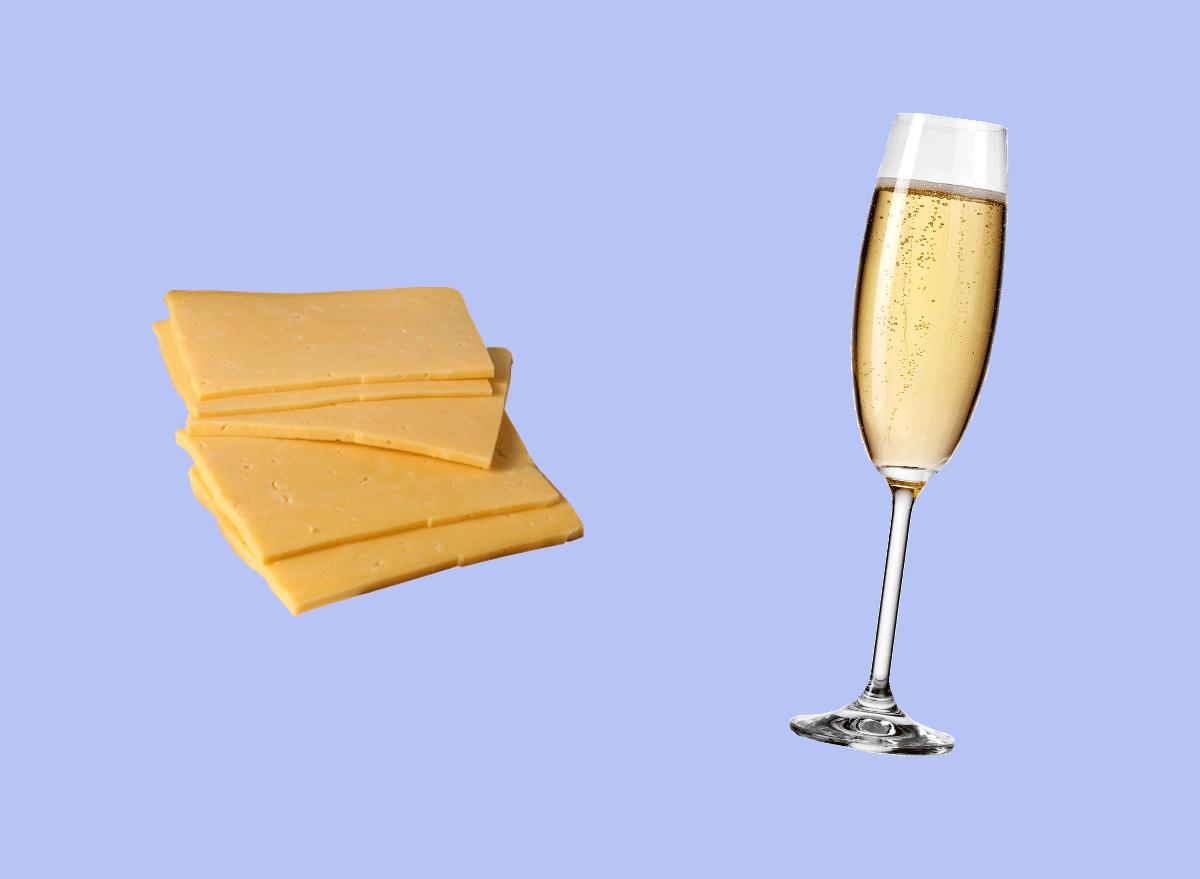 butterkasse and cava