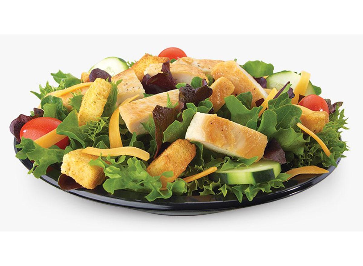 culvers garden salad