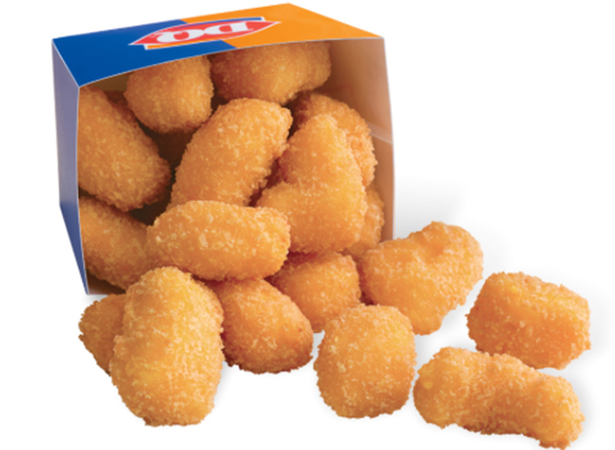 dairy queen cheese curds