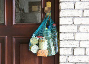groceries delivered to front door
