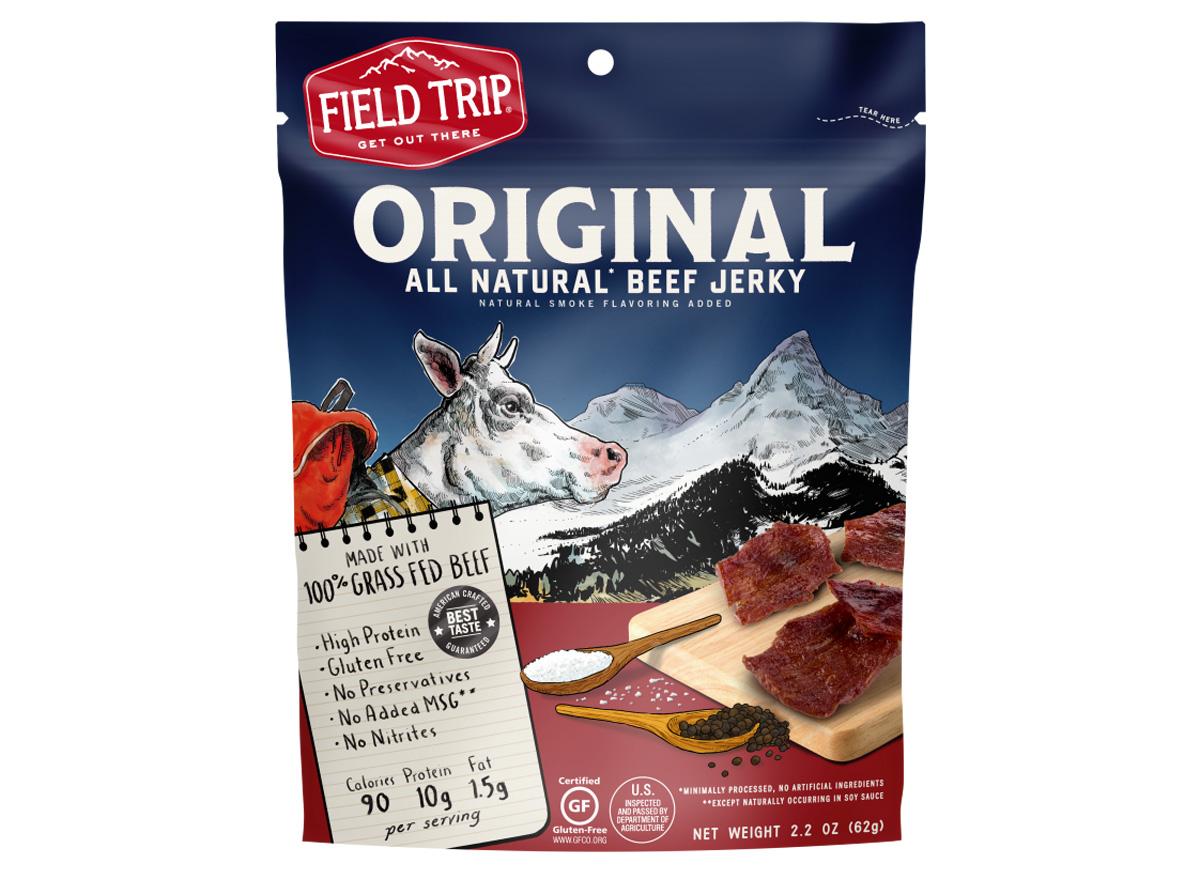 field trip original beef jerky