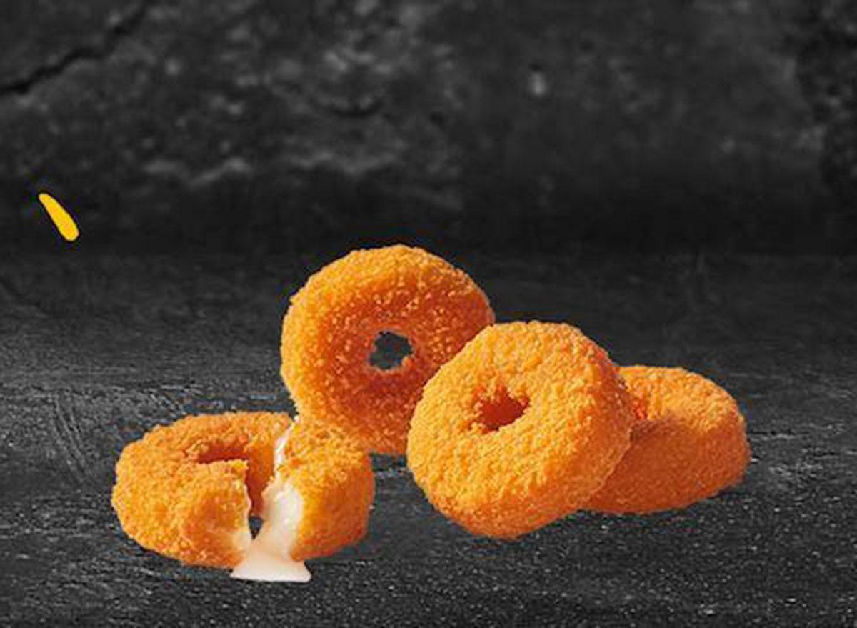 fried camebert rings