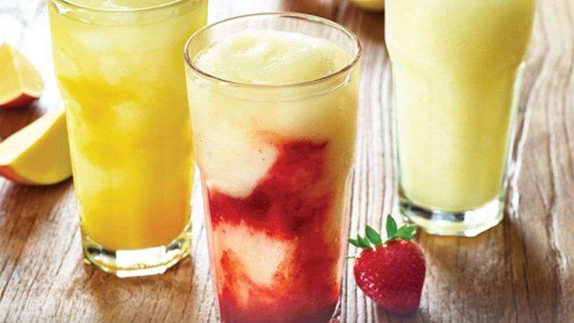 applebees frozen lemonade