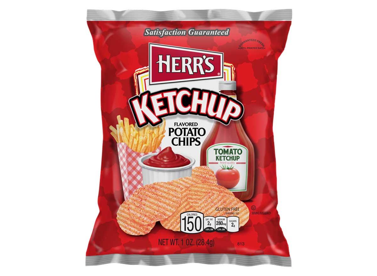 herrs potato chips
