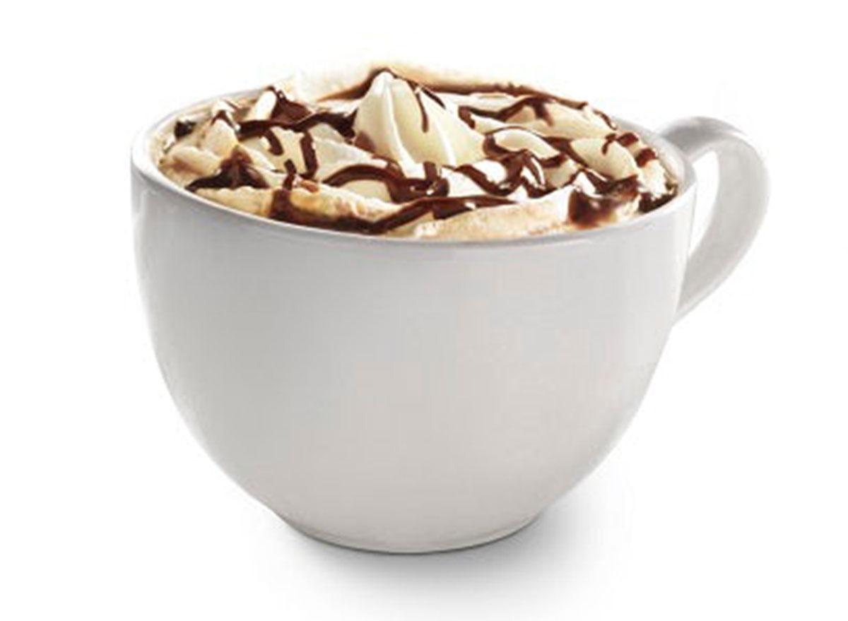bob evans hot chocolate