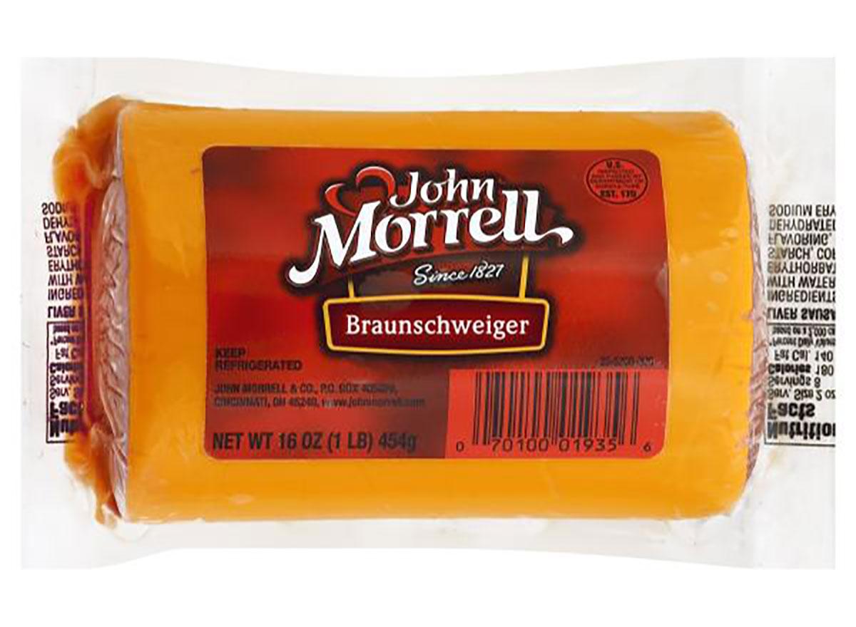 john morrell sausage