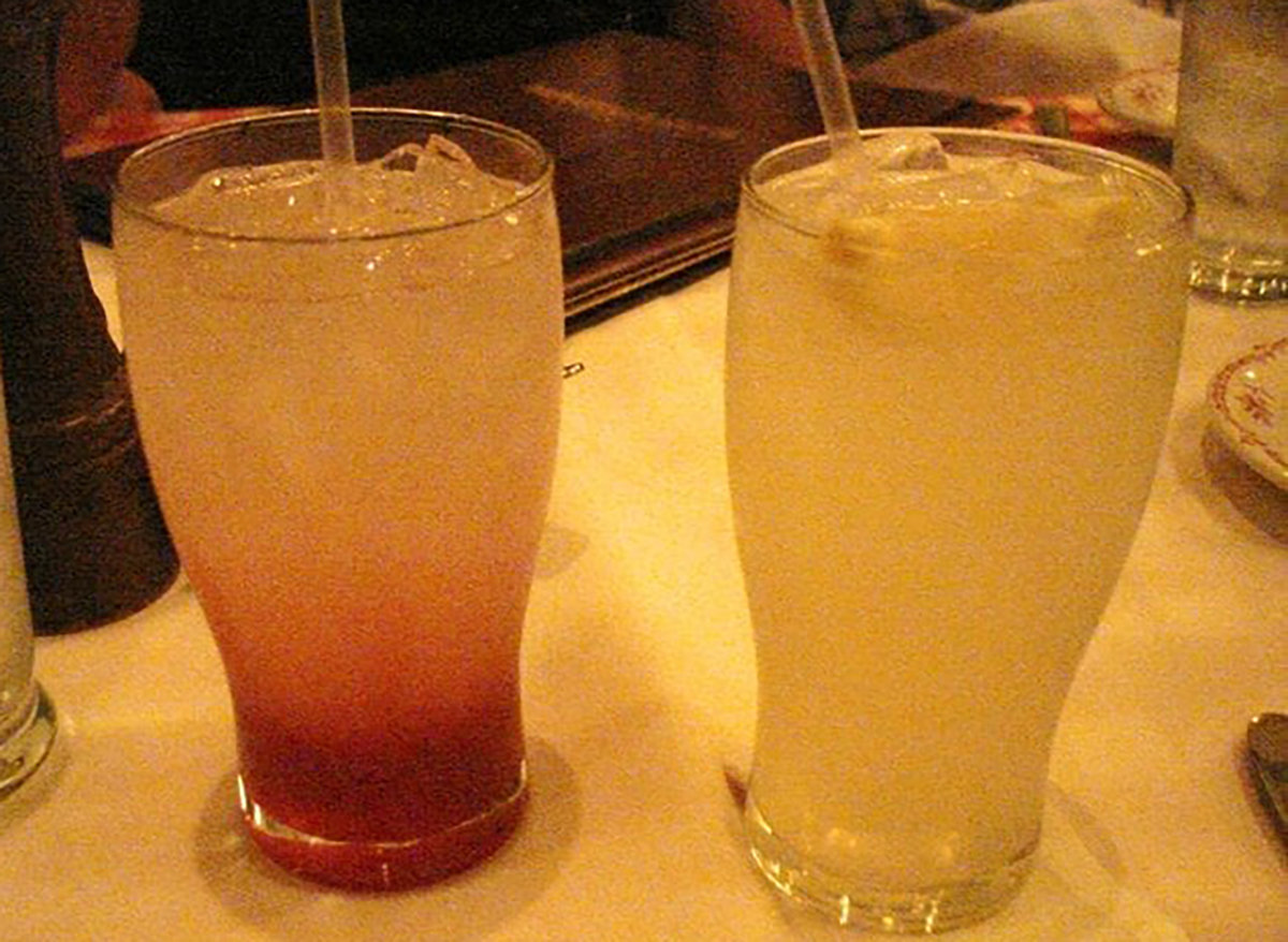 maggianos raspberry lemonade
