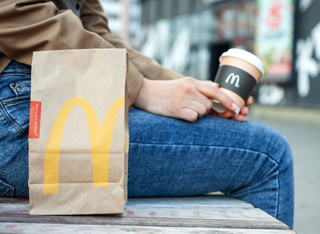 McDonalds takeout