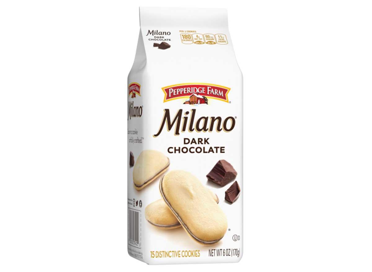 milano dark chocolate