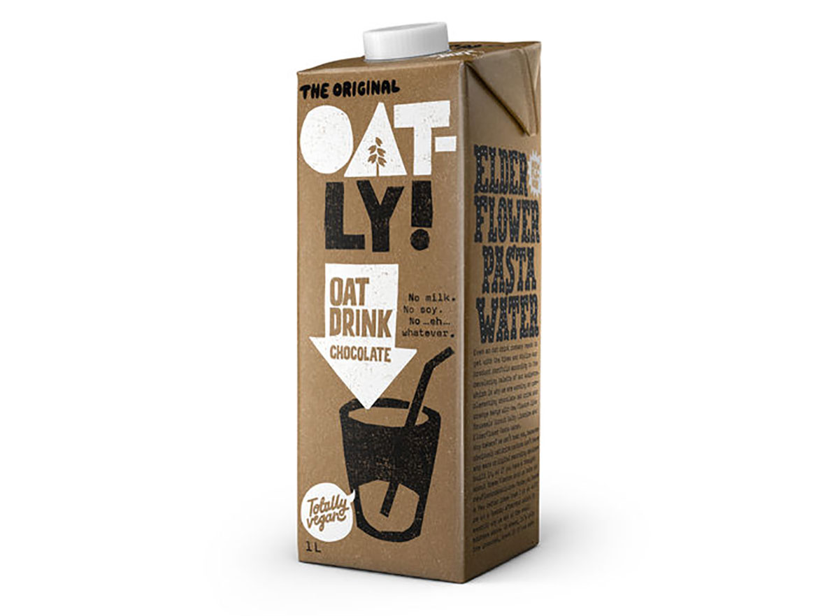 oatly chocolate oat milk