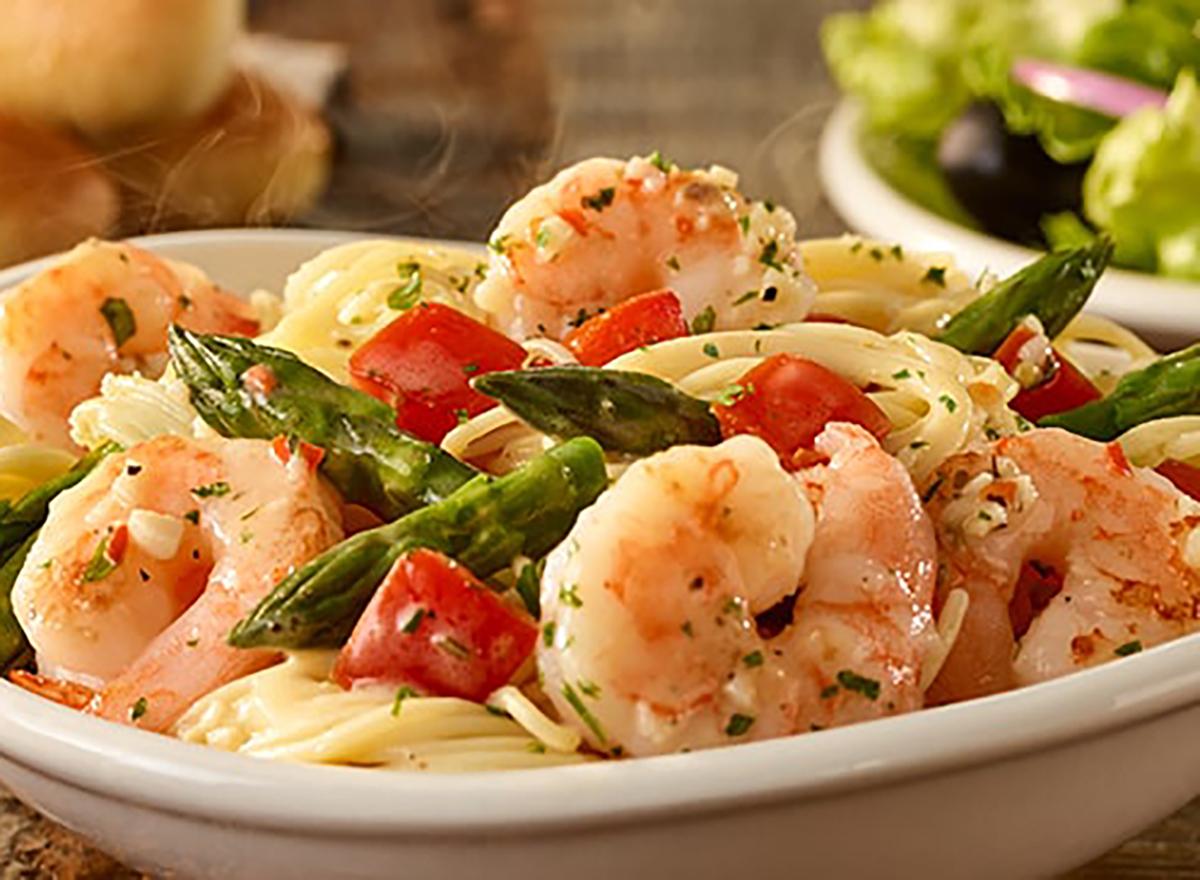olive garden shrimp scampi