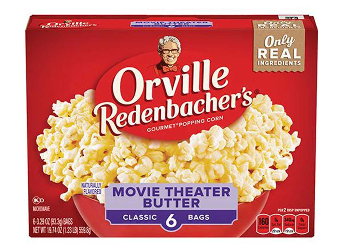 orville movie theater butter
