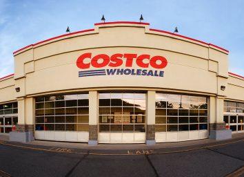 outside costco