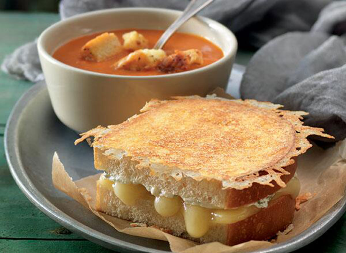 panera fontina grilled cheese