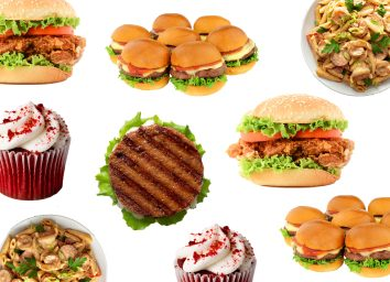 popular delivery foods