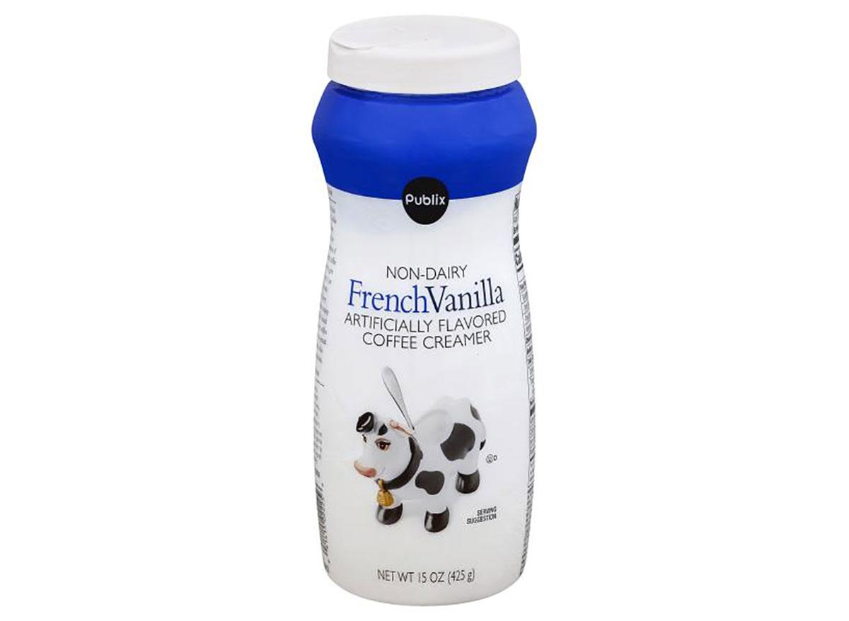 publix coffee creamer