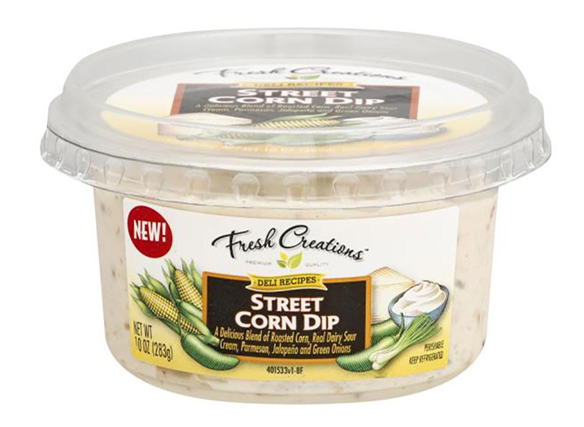 publix street corn dip