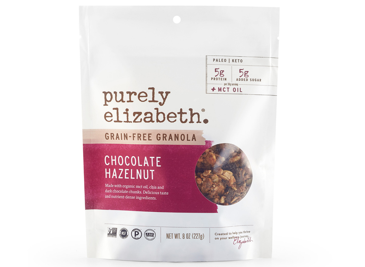 purely elizabeth grain free hazelnut granola