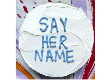 say her name cake