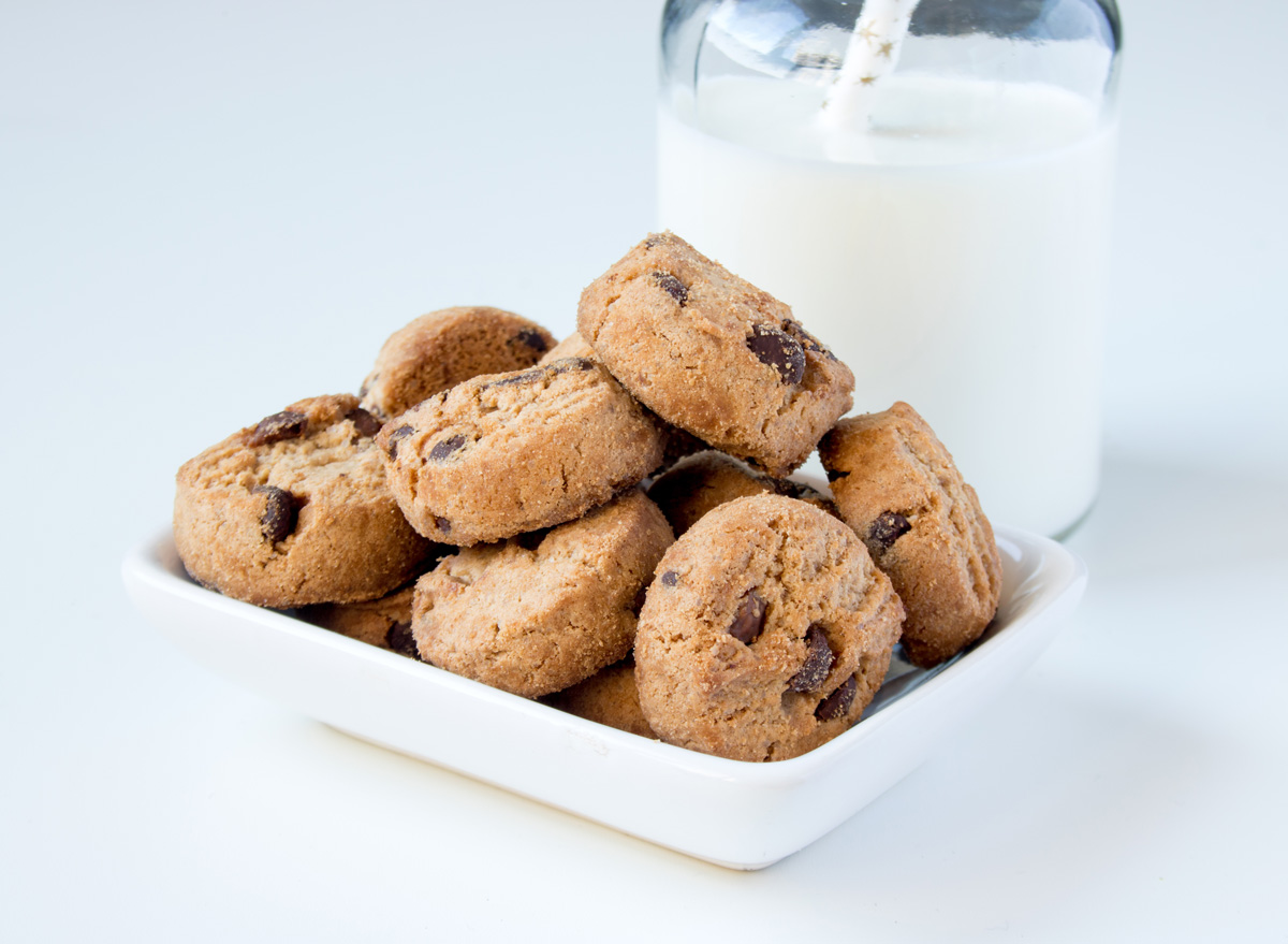 100 calorie snack pack mini cookies