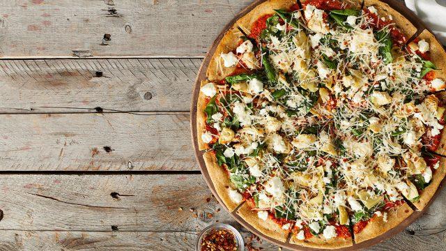 spanish style pizza