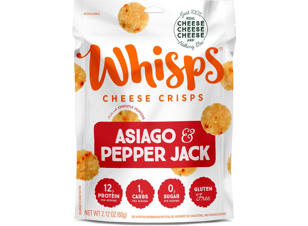 whisps asiago pepper jack